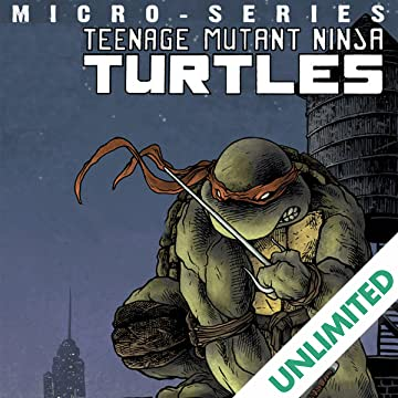 Teenage Mutant Ninja Turtles Micro Series